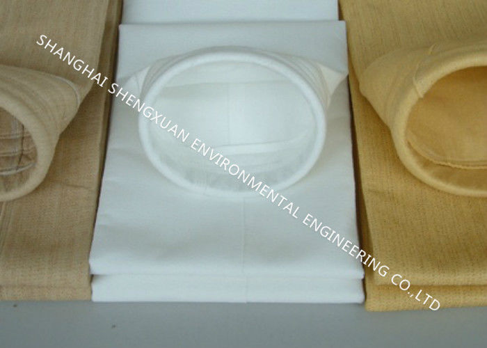 High Temperature Resistance Dust Collector Filter Bags Used In Industries Gas Cleaning